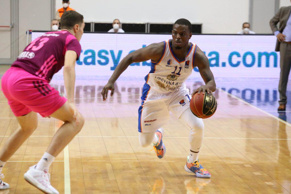 Isaiah Whitehead Mornar FIBA